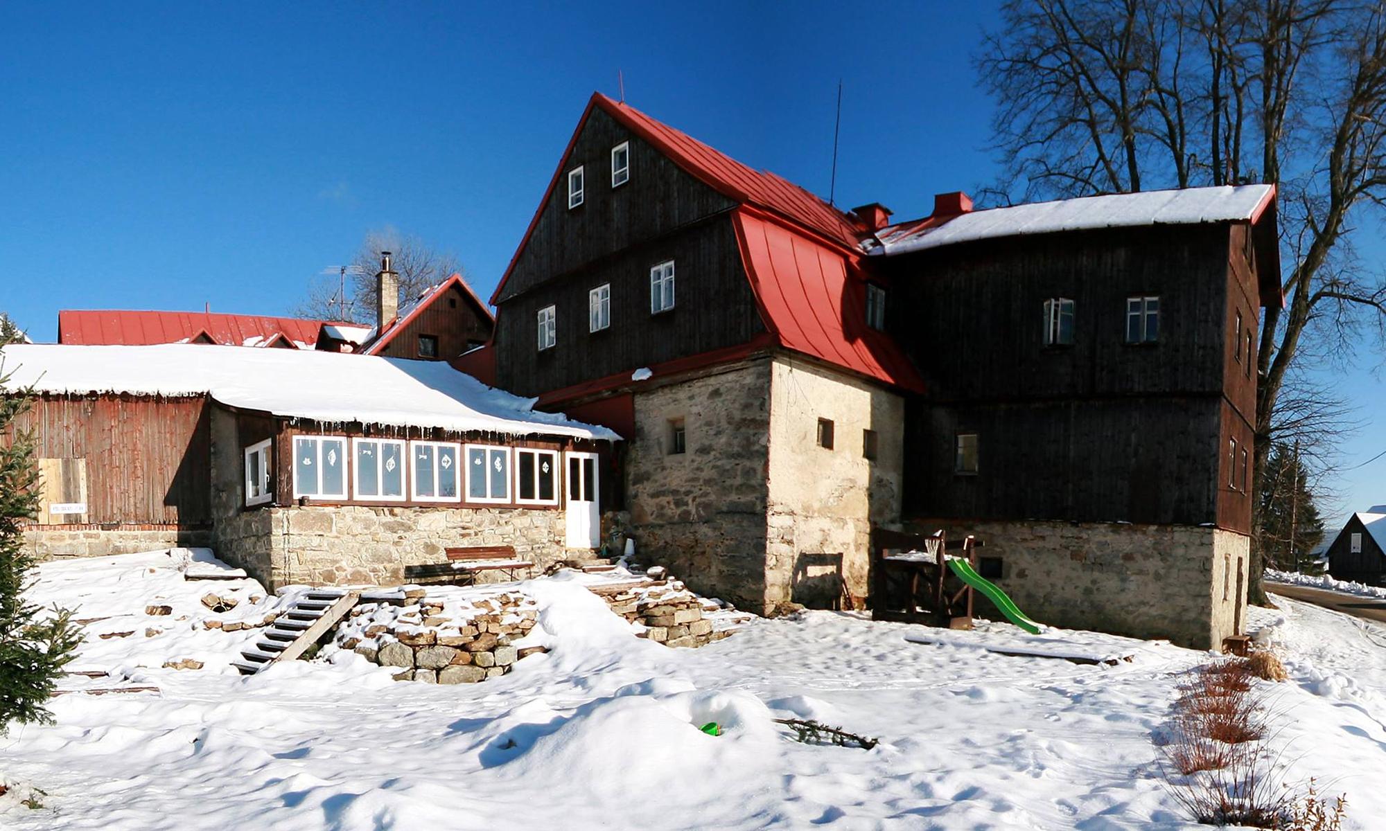 Kloknerova bouda